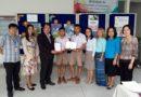 นักเรียน บผศ.รับโล่ห์รางวัลชนะเลิศในสัปดาห์วิทยาศาสตร์แห่งชาติ