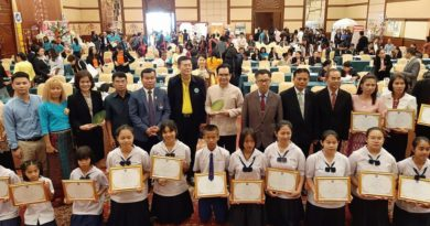 นักเรียน บผศ. คว้ารางวัลจากประกวดผลงานด้านการสร้างสุขภาพจากกระทรวงสาธารณสุข